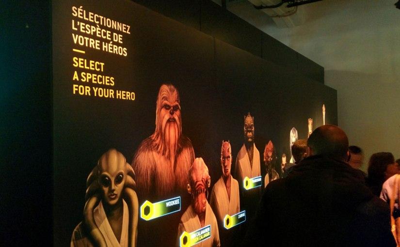 Geek ! Star Wars l'exposition