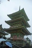 Le tempe Kiyomizu-dera