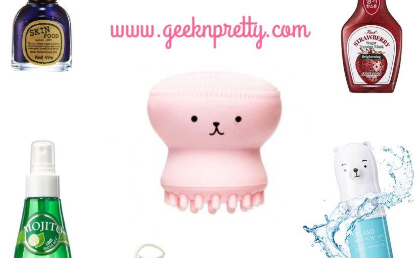 Geek N Pretty : boutique de cosmétiques coréens à Québec!