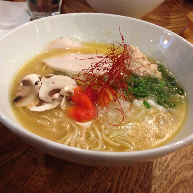 Les ramen d'Ichifuku sont très bons !